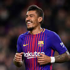"""Goal on Twitter: """"Happy Birthday Paulinho 🎂 2017 - Signed by Barcelona for  €40m 2019 - Sold back to Guangzhou Evergrande for €42m He scored 9 goals in  49 games for Barcelona,"""