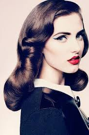 60s hair and makeup