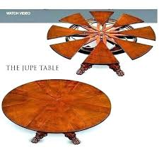 round table expands round table that expands expanding round table expanding circular table expanding circular table round table