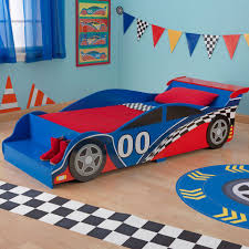 ... Large-size of Exciting Racecar Toddler Bed Racecar Toddler Bed Kidkraft  in Race Car Toddler ...