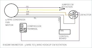 wiring a universal condenser fan motor wiring diagram save universal hvac capacitor wiring