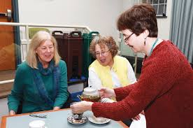 Tea time at the Library | Duxbury Clipper