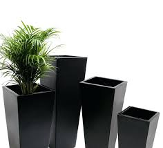 outdoor ceramic garden pots decorative planters indoor decor whole tall ideas image 5