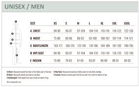 Unisex Size Conversion Chart Twentyfour Size Guide