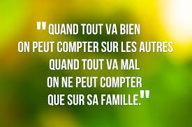 Citation Sur La Famille Citation Damour