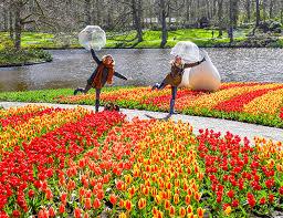 al travel april 2 keukenhof garden show
