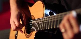 Image result for guitar evening