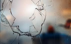 glass repair broken window