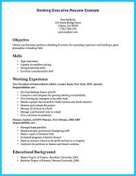 Banking Resume Sample For Fresh Graduate Fine Banking Resume Sample For Fresh Graduate Embellishment Resume 2