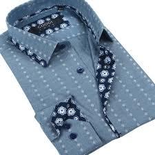 Coogi Luxe Mens Cotton Button Down Dress Shirt Sizes Xl 2xl