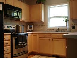 Contractor Grade Kitchen Cabinets Tutorial Painting Fake Wood Kitchen Cabinets