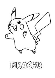 Coloriage Pokemon Pikachu Les Beaux Dessins De Meilleurs Dessins