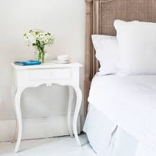 Delightful White Bedroom Table Fresh At Awesome Ideas Unique Bedside Inmyinterior  Minimalist