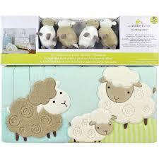 baby lamb crib bedding set on epistat co cuddletime counting stars 6pc crib bed com
