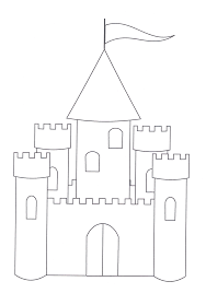 Lion king disney coloring pages. Free Printable Castle Coloring Pages For Kids