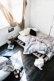 super low bed frame. Interesting Bed You May Want Something Really Easy And Eclectic Like This Superlow Pallet  Bed Full Of Boho Style Relaxation Itu0027s A Great One To Gather Inspiration  Intended Super Low Bed Frame N