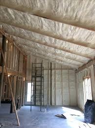 diy spray foam insulation closed cell spray foam insulation in our pole barn home spray foam diy spray foam insulation