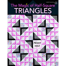 American Quilter's Society - The Magic of Half-Square Triangles