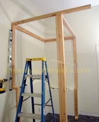 How to frame a closet Build How To Build Basement Closet Framing Closet Door Closet Design Frame Strategonco Closet Frame Diagram Great Installation Of Wiring Diagram