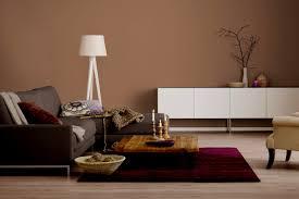 Farbgestaltung Brauntne Schlafzimmer Wandfarbe Gelb Tarn Bettwäsche