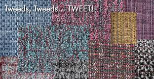 selection of tweed