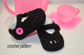 Crochet Baby Booties Pattern 3 6 Months Fascinating 4848 Months Crochet Pattern Crochet Dress Shoes Booties Etsy