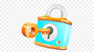 door lock and key cartoon. Lock Key Clip Art - Cartoon Keys Door And