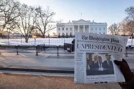 Fake editions of Washington Post falsely claim Trump steps down ...