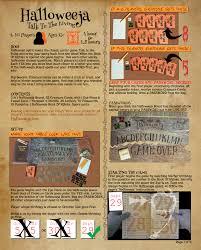 Rules Halloweeja