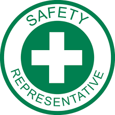 safety representitive safety representative western safety sign