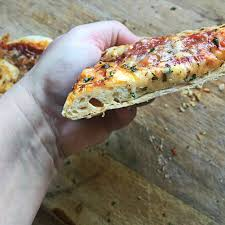How To Make A Frozen Pizza How To Make Homemade Frozen Pizza My Bizzy Kitchen