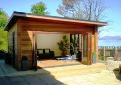 outside home office. garden room office sky pod a large outdoor leisure space built to last buitenmeubelen pinterest spaces gardens and outside home i
