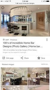 Home Bars.