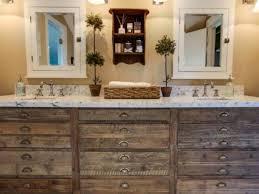 Bathroom Awesome Rustic Bathroom Vanity For Your Lovely Bathroom
