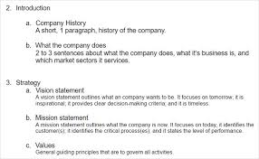 Short Templates How To Write A Company Profile And The Templates You Need