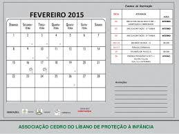 Calendario Fevereiro 2015 Calendario Fevereiro 2015 Barca Fontanacountryinn Com