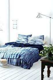 tye dye bedding blue tie dye comforter bedding noodle indigo tie dye bed blanket i urban