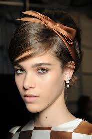 louis vuitton headband. l vuitton 2029 ss13 pw 681x1024 daily inspiration: bow headbands at louis headband