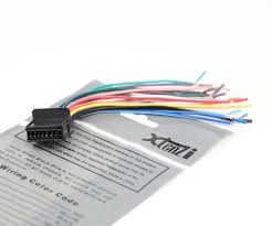 pioneer super tuner 3d wiring diagram agnitum me Pioneer Car Stereo Wiring Colors amazon com pioneer radio cable wire harness plug 16 pin cde6468 and super tuner 3d wiring