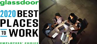 best places to work in 2020 shows tech