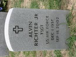 Alvin Richter Jr. (1957-2002) - Find A Grave Memorial