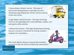 Driving In How India A License To Get