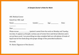 Medical Certificate Example Fresh Sample Medical Certificates