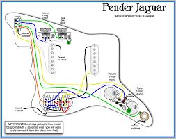 shortscale view topic wiring jaguar pickups in series link