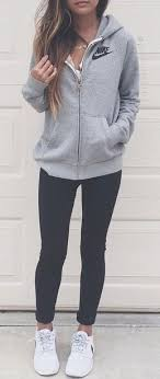 nike outfits for women. 18 cute outfits for school 2017 - back-to-school outfit ideas nike women