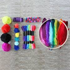 How To Make Your Own Dream Catcher Seedling Make Your Own Dream Catcher Craft KitSeedling Kids Toys 76
