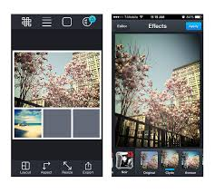 picstitch offers 232 layouts for photo collages as well as original filters and editing tools