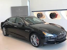 New 2018 Maserati Quattroporte S GranLusso 3.0L