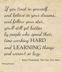 Dream Quotes Goodreads Best of Quotes Terry Pratchett Quotes Goodreads