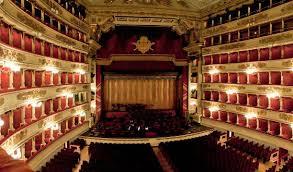 Самые известные театры в мире Интересные факты Внутри оперы Ла Скала